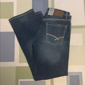 NWT BKE Tyler Straight Jeans